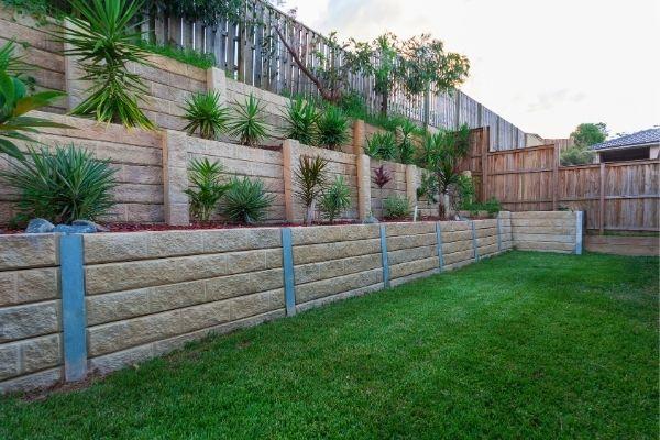 retaining walls Tulsa