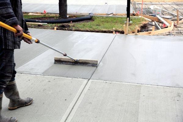 stamped concrete Tulsa